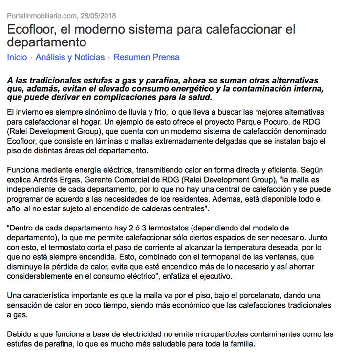 Ralei Development Group | Departamentos nuevos en Santiago